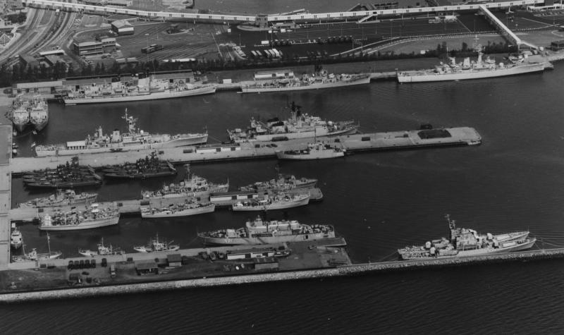 Flådebesøg 1982