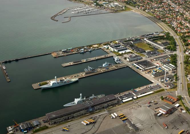Flådestation Frederikshavn