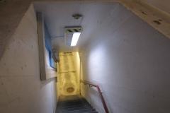 Nedgang til Vedbæk bunkeren