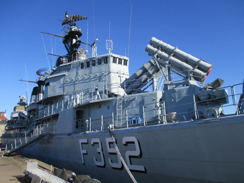 Harpoon missiler