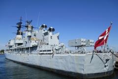 Sea Sparrow missiler