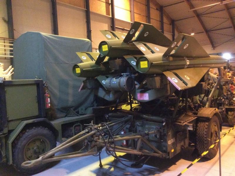 HAWK-missiler