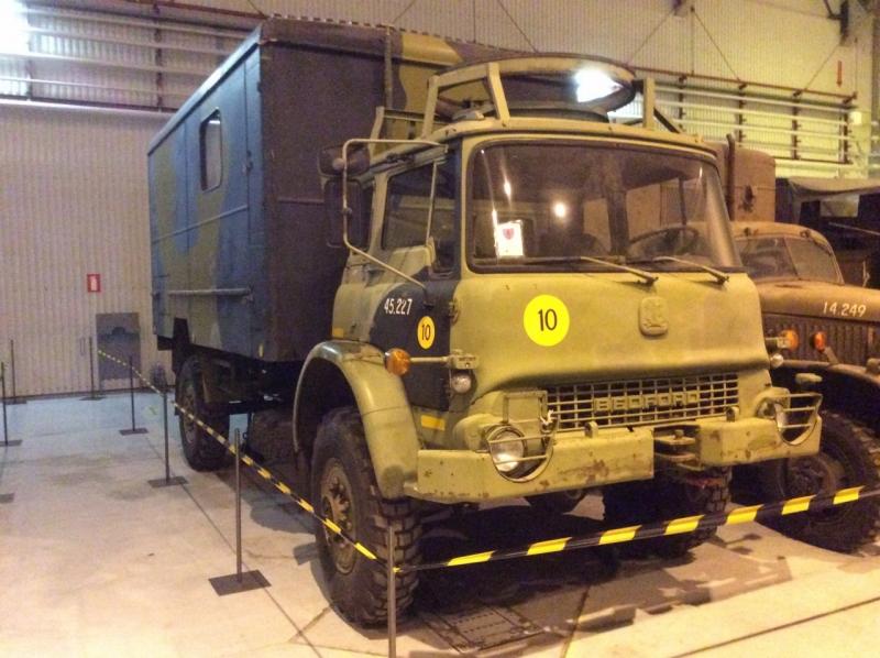 Bedford lastvogn