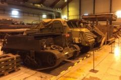 Carrier og panservogne