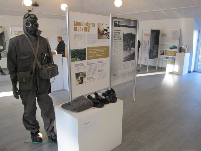 Regan Vest udstilling