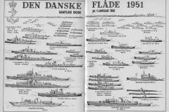 Søværnet 1951