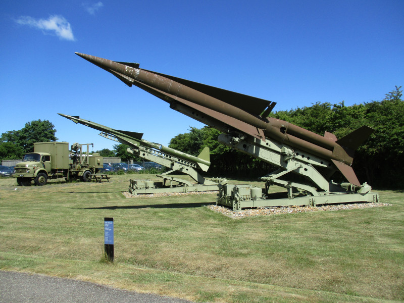NIKE missiler