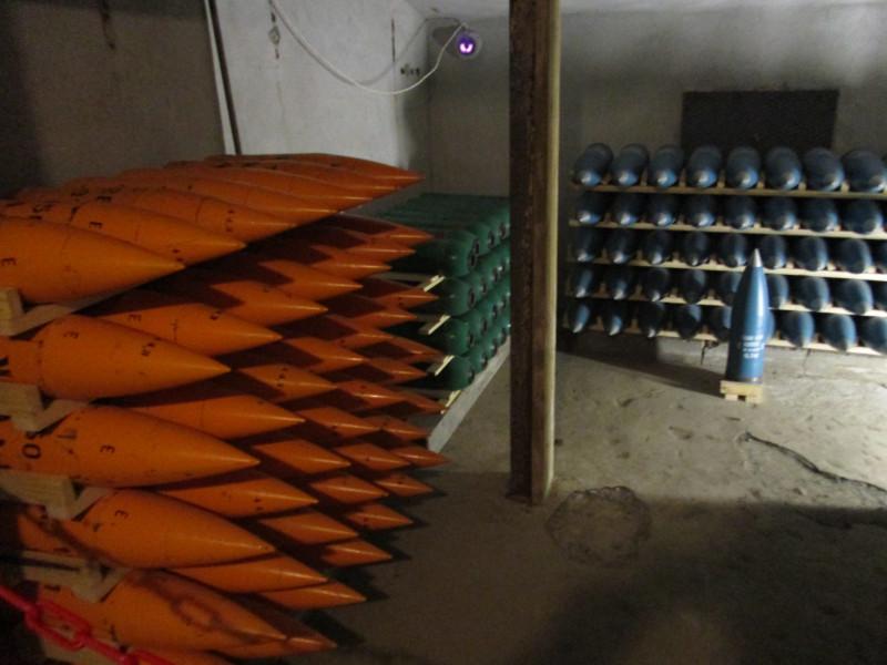 Ammunitionsmagasin