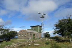 Udkigsstationen ved Hammeren Fyr