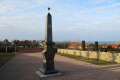 Den sovjetiske kirkegård