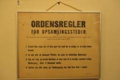 Ordensregler for opsamlingssteder