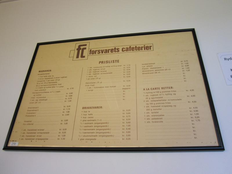 Forsvarets Cafeteria