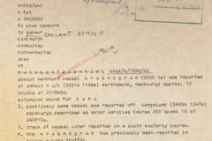 Telegram fra Cubakrisen