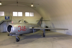 Polsk MiG-15 jagerfly
