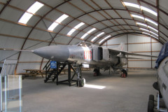 Polsk MiG-23 jagerfly
