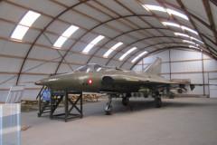 Dansk Draken jagerfly