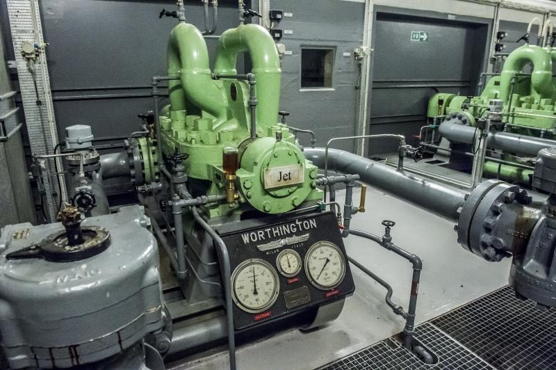 Brændstof-lager
