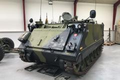 Pansret mandskabsvogn (PMV) model M113