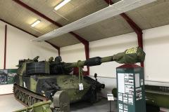 155 mm selvkørende haubits M109